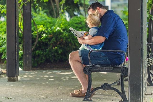 Jak wzmocnić więź dziecka z ojcem?