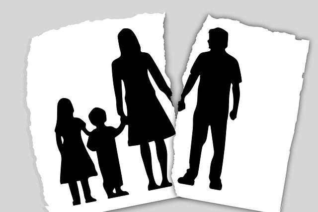 Dziecko a rozwód, jak pomóc dziecku w czasie i po rozwodzie?
