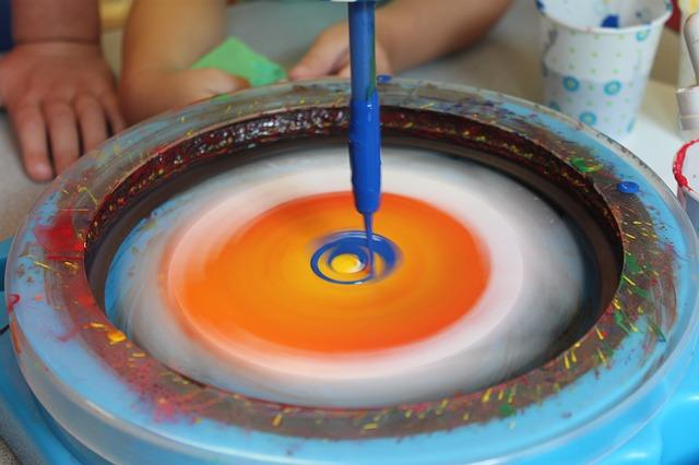 zajęcia plastyczne dla przedszkolaka